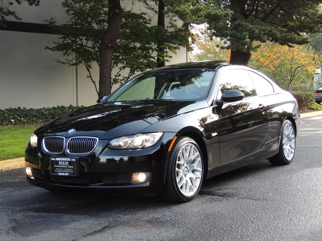 2007 bmw 328xi coupe awd manual 6 speed prm sport pkg. Black Bedroom Furniture Sets. Home Design Ideas