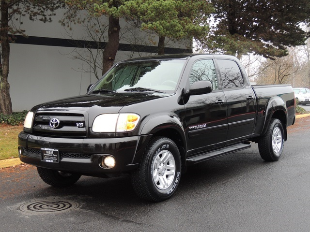 2004 toyota tundra limited crew cab 4x4 1 owner timing belt done. Black Bedroom Furniture Sets. Home Design Ideas