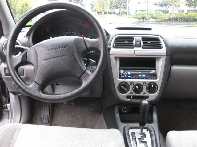 2002 subaru impreza outback sport awd 4cyl excellent cond. Black Bedroom Furniture Sets. Home Design Ideas