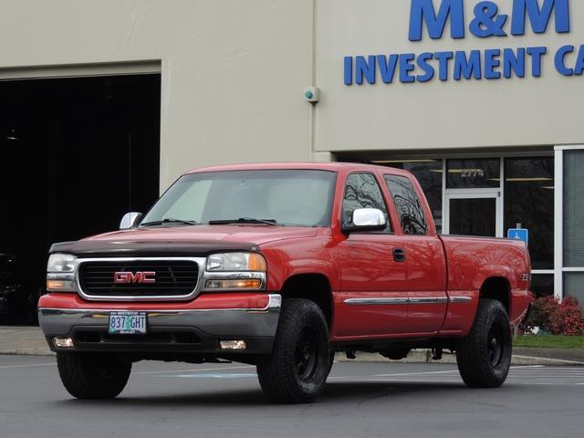 2000 GMC Sierra 1500 SLT 4dr  4WD  Leather  Excel Cond