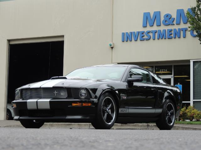 2007 Ford Mustang GT Premium / 5-SPEED / SHELBY PKG / 38K MILES - Photo 1 - Portland, OR 97217