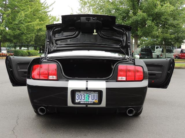 2007 Ford Mustang GT Premium / 5-SPEED / SHELBY PKG / 38K MILES - Photo 29 - Portland, OR 97217