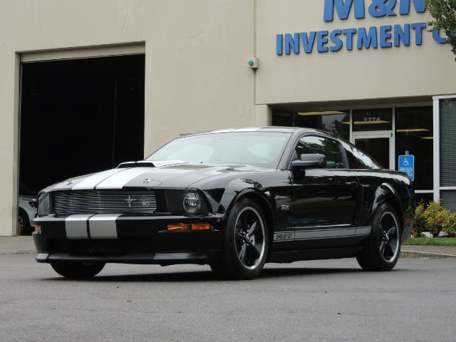 2007 Ford Mustang GT Premium / 5-SPEED / SHELBY PKG / 38K MILES - Photo 49 - Portland, OR 97217
