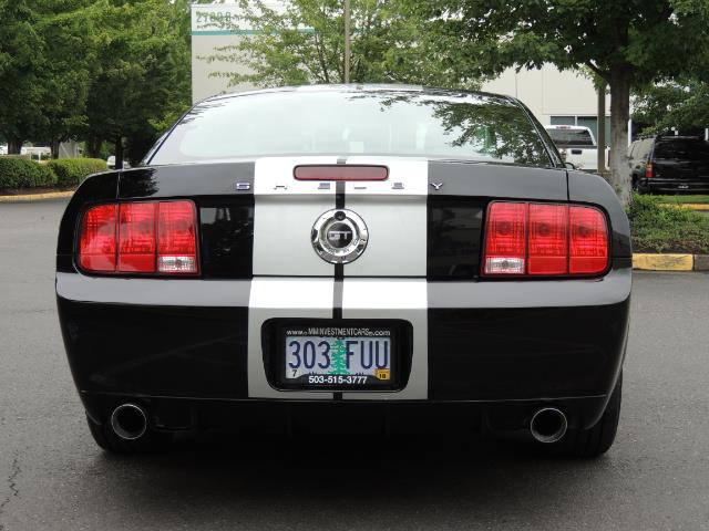 2007 Ford Mustang GT Premium / 5-SPEED / SHELBY PKG / 38K MILES - Photo 6 - Portland, OR 97217