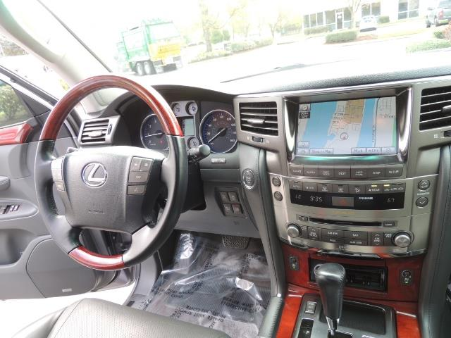 2010 Lexus LX 570 / AWD / Navi / Backup / Third Seat / 1-OWNER - Photo 20 - Portland, OR 97217