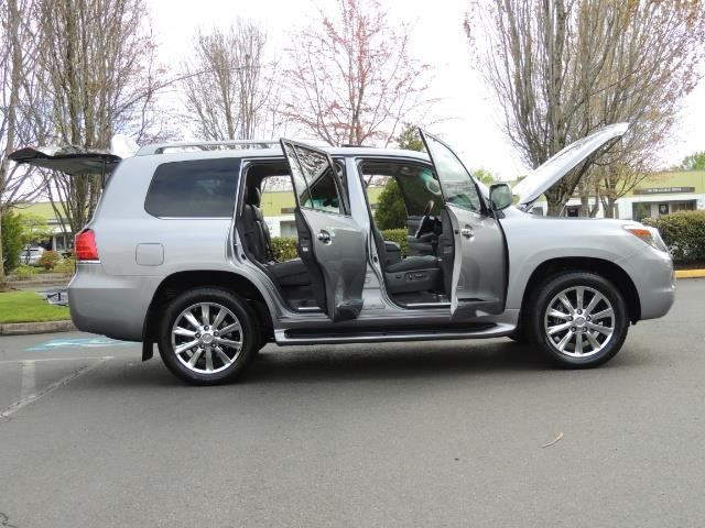 2010 Lexus LX 570 / AWD / Navi / Backup / Third Seat / 1-OWNER - Photo 29 - Portland, OR 97217