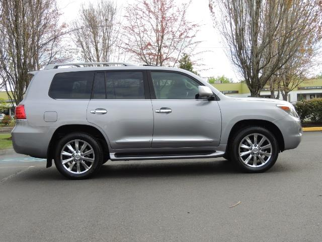 2010 Lexus LX 570 / AWD / Navi / Backup / Third Seat / 1-OWNER - Photo 4 - Portland, OR 97217