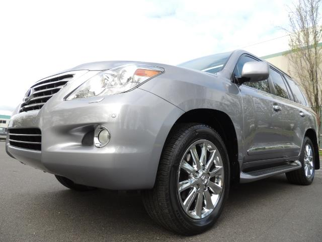 2010 Lexus LX 570 / AWD / Navi / Backup / Third Seat / 1-OWNER - Photo 8 - Portland, OR 97217