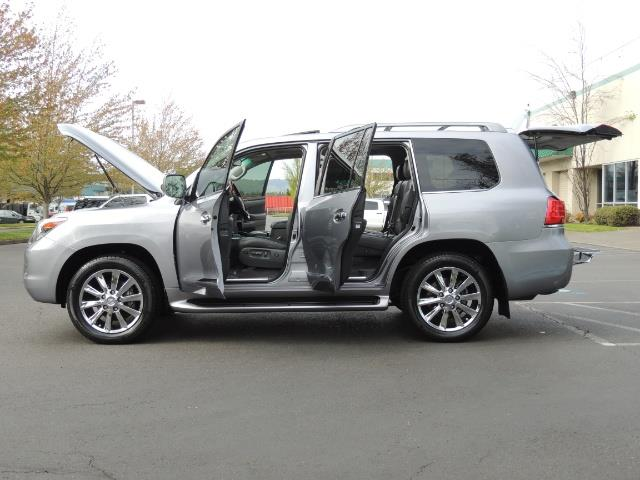 2010 Lexus LX 570 / AWD / Navi / Backup / Third Seat / 1-OWNER - Photo 26 - Portland, OR 97217