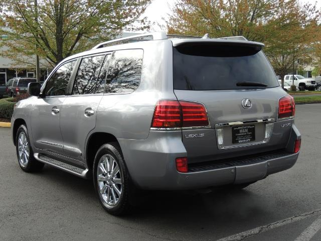 2010 Lexus LX 570 / AWD / Navi / Backup / Third Seat / 1-OWNER - Photo 7 - Portland, OR 97217