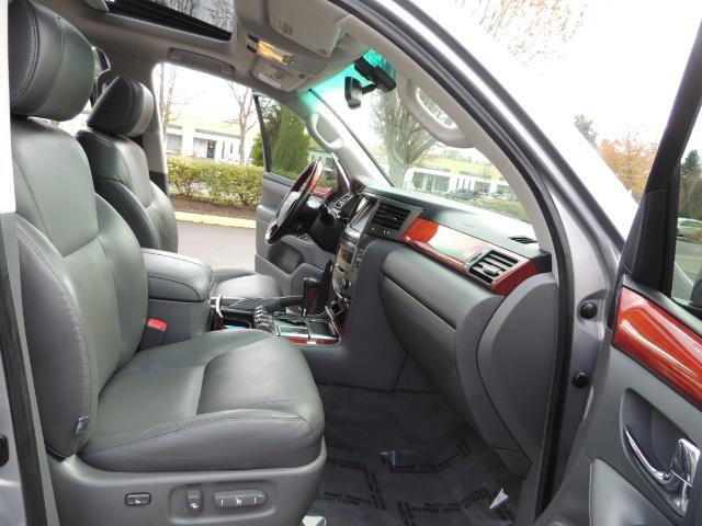 2010 Lexus LX 570 / AWD / Navi / Backup / Third Seat / 1-OWNER - Photo 17 - Portland, OR 97217