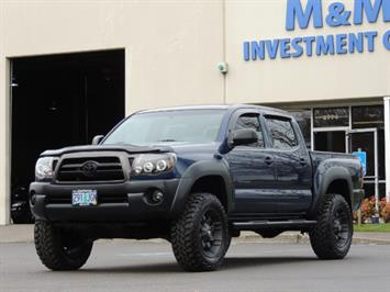 2008 Toyota Tacoma V6 / Double Cab / 4X4 / 6-SPEED / LIFTED LIFTED Truck