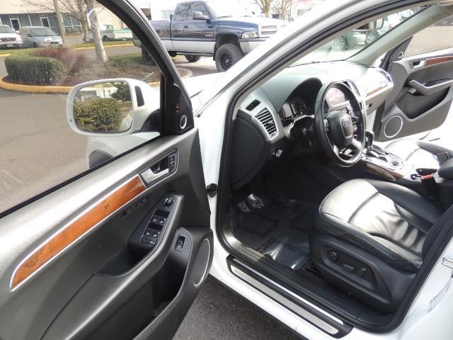 2010 Audi Q5 3.2 quattro Prestige / AWD / Panorama Sunroof - Photo 13 - Portland, OR 97217