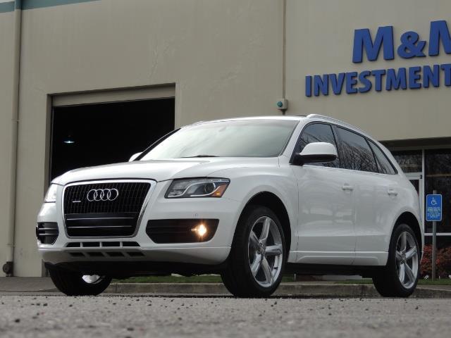 2010 Audi Q5 3.2 quattro Prestige / AWD / Panorama Sunroof - Photo 34 - Portland, OR 97217