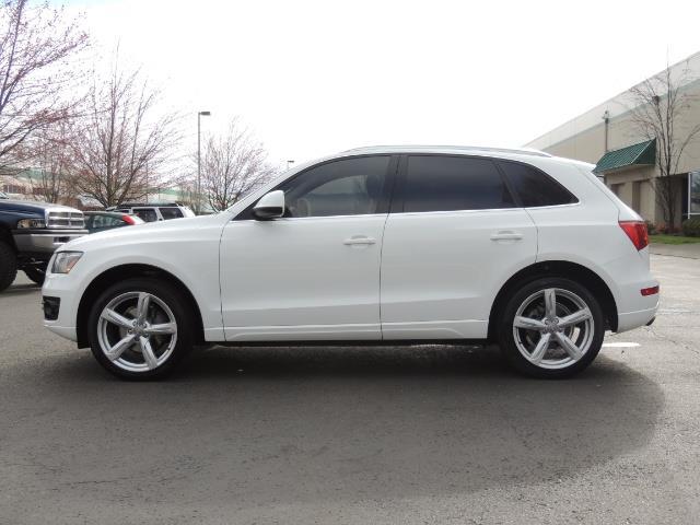 2010 Audi Q5 3.2 quattro Prestige / AWD / Panorama Sunroof - Photo 3 - Portland, OR 97217