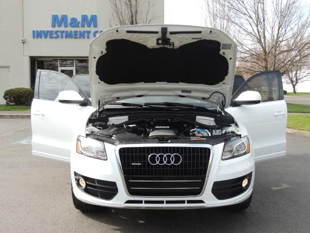 2010 Audi Q5 3.2 quattro Prestige / AWD / Panorama Sunroof - Photo 32 - Portland, OR 97217
