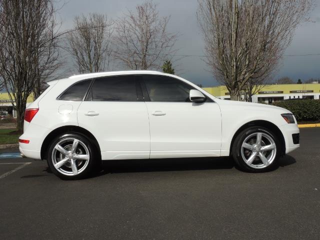 2010 Audi Q5 3.2 quattro Prestige / AWD / Panorama Sunroof - Photo 4 - Portland, OR 97217