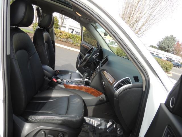 2010 Audi Q5 3.2 quattro Prestige / AWD / Panorama Sunroof - Photo 16 - Portland, OR 97217
