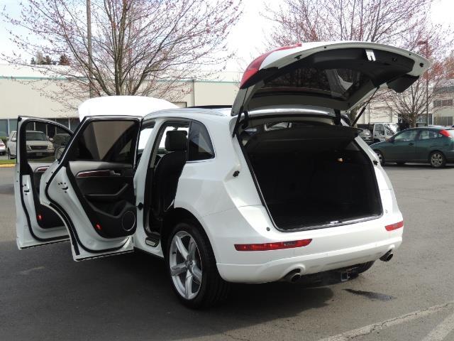 2010 Audi Q5 3.2 quattro Prestige / AWD / Panorama Sunroof - Photo 27 - Portland, OR 97217