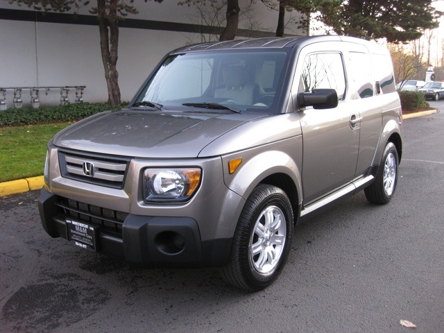 2007 honda element ex awd moonroof. Black Bedroom Furniture Sets. Home Design Ideas