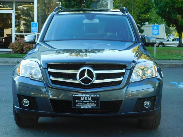 2011 Mercedes-Benz GLK GLK 350 4MATIC / 4WD / Panoramic Sunroof - Photo 5 - Portland, OR 97217
