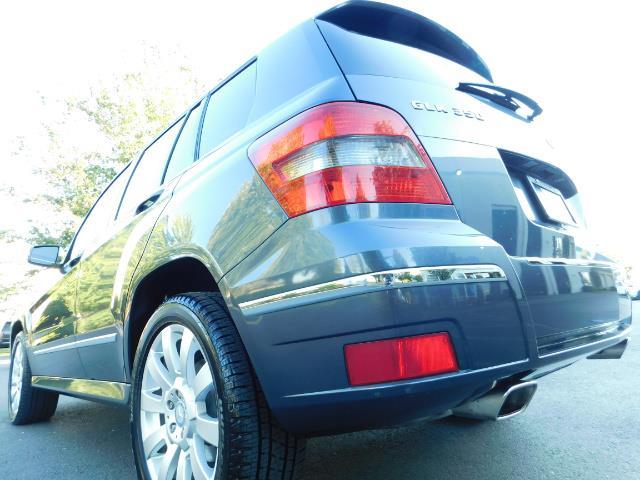 2011 Mercedes-Benz GLK GLK 350 4MATIC / 4WD / Panoramic Sunroof - Photo 11 - Portland, OR 97217