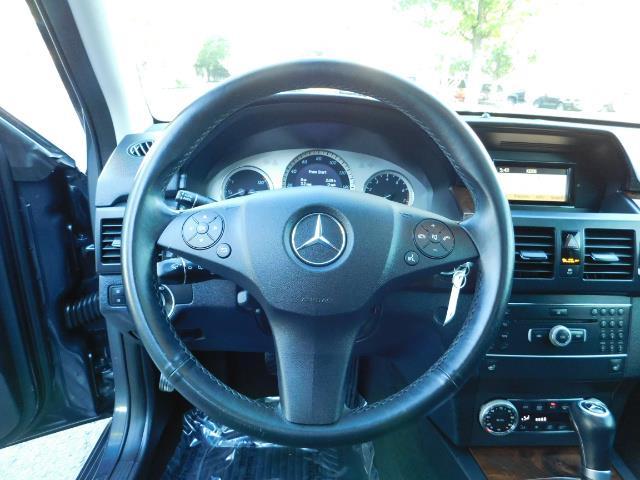 2011 Mercedes-Benz GLK GLK 350 4MATIC / 4WD / Panoramic Sunroof - Photo 38 - Portland, OR 97217