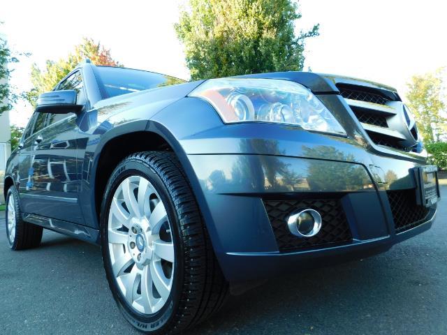 2011 Mercedes-Benz GLK GLK 350 4MATIC / 4WD / Panoramic Sunroof - Photo 10 - Portland, OR 97217