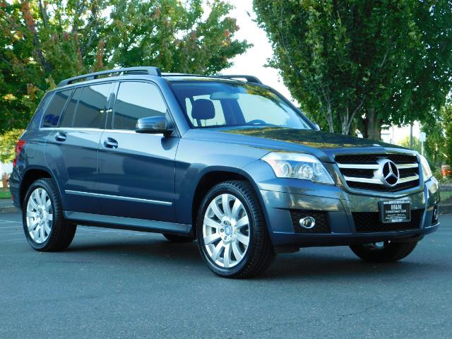 2011 Mercedes-Benz GLK GLK 350 4MATIC / 4WD / Panoramic Sunroof - Photo 2 - Portland, OR 97217