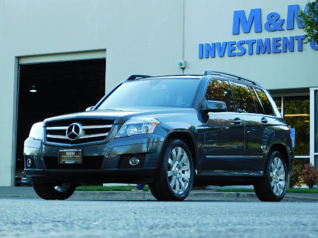 2011 Mercedes-Benz GLK GLK 350 4MATIC / 4WD / Panoramic Sunroof - Photo 45 - Portland, OR 97217