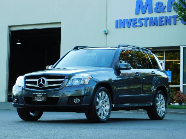 2011 Mercedes-Benz GLK GLK 350 4MATIC / 4WD / Panoramic Sunroof - Photo 1 - Portland, OR 97217