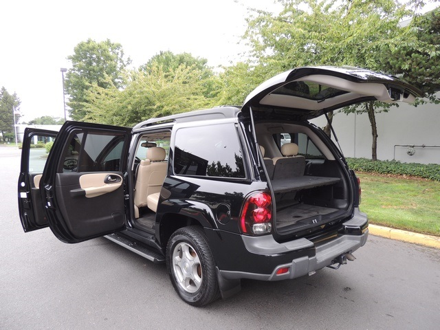 2005 chevrolet trailblazer ext lt 4x4 3rd row seat excel. Black Bedroom Furniture Sets. Home Design Ideas