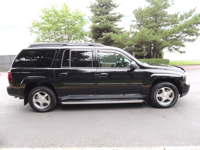 2005 chevrolet trailblazer ext lt 4x4 3rd row seat excel cond. Black Bedroom Furniture Sets. Home Design Ideas