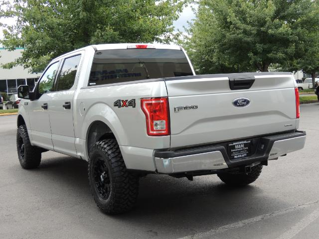2016 Ford F-150 XLT / 4WD / Crew Cab / V8 5.0L / Excel Cond - Photo 7 - Portland, OR 97217