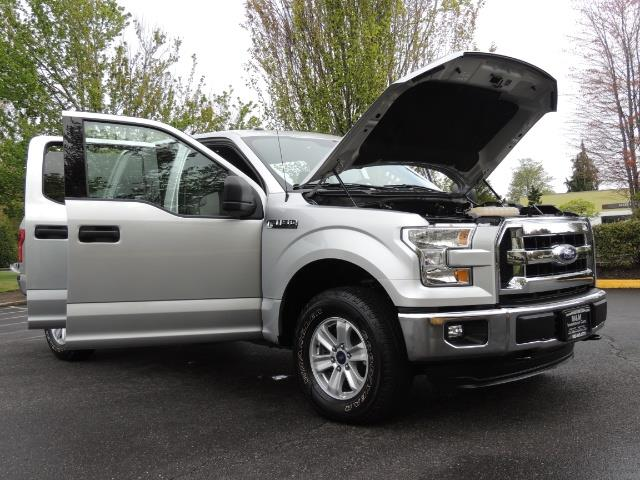 2016 Ford F-150 XLT / 4WD / Crew Cab / V8 5.0L / Excel Cond - Photo 31 - Portland, OR 97217