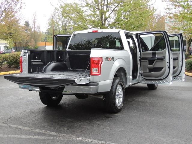 2016 Ford F-150 XLT / 4WD / Crew Cab / V8 5.0L / Excel Cond - Photo 29 - Portland, OR 97217