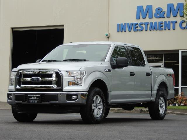 2016 Ford F-150 XLT / 4WD / Crew Cab / V8 5.0L / Excel Cond - Photo 43 - Portland, OR 97217