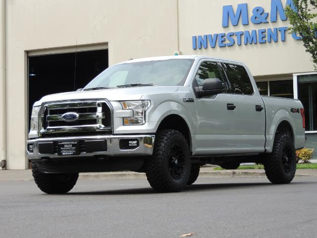 2016 Ford F-150 XLT / 4WD / Crew Cab / V8 5.0L / Excel Cond - Photo 44 - Portland, OR 97217