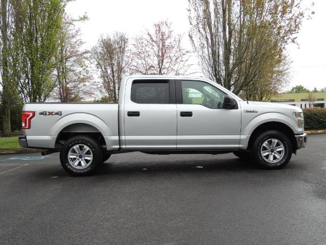 2016 Ford F-150 XLT / 4WD / Crew Cab / V8 5.0L / Excel Cond - Photo 4 - Portland, OR 97217
