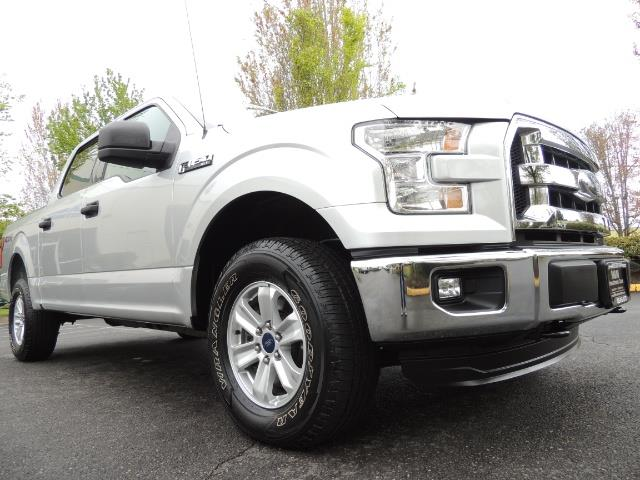 2016 Ford F-150 XLT / 4WD / Crew Cab / V8 5.0L / Excel Cond - Photo 12 - Portland, OR 97217