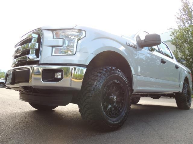 2016 Ford F-150 XLT / 4WD / Crew Cab / V8 5.0L / Excel Cond - Photo 9 - Portland, OR 97217