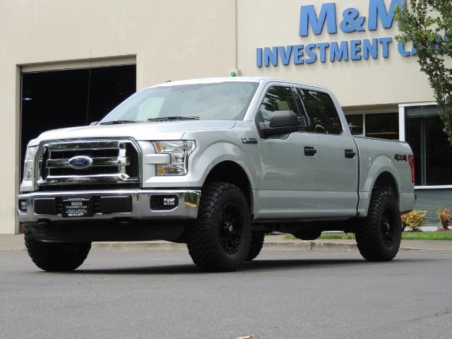 2016 Ford F-150 XLT / 4WD / Crew Cab / V8 5.0L / Excel Cond - Photo 1 - Portland, OR 97217