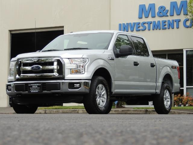 2016 Ford F-150 XLT / 4WD / Crew Cab / V8 5.0L / Excel Cond - Photo 39 - Portland, OR 97217