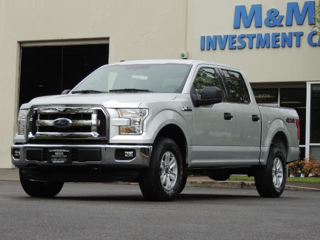 2016 Ford F-150 XLT / 4WD / Crew Cab / V8 5.0L / Excel Cond - Photo 47 - Portland, OR 97217