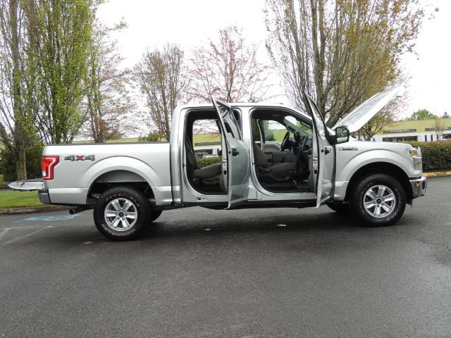 2016 Ford F-150 XLT / 4WD / Crew Cab / V8 5.0L / Excel Cond - Photo 30 - Portland, OR 97217
