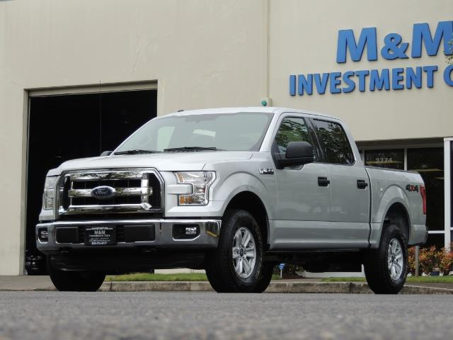 2016 Ford F-150 XLT / 4WD / Crew Cab / V8 5.0L / Excel Cond - Photo 45 - Portland, OR 97217