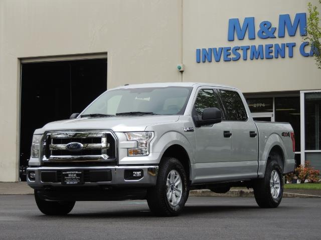 2016 Ford F-150 XLT / 4WD / Crew Cab / V8 5.0L / Excel Cond - Photo 46 - Portland, OR 97217
