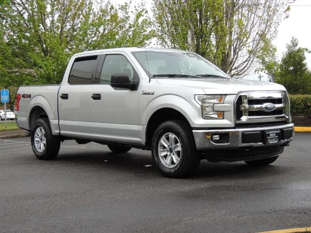 2016 Ford F-150 XLT / 4WD / Crew Cab / V8 5.0L / Excel Cond - Photo 2 - Portland, OR 97217