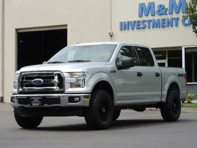 2016 Ford F-150 XLT / 4WD / Crew Cab / V8 5.0L / Excel Cond - Photo 35 - Portland, OR 97217