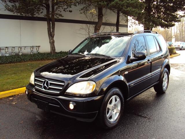 2001 mercedes benz ml430 for Mercedes benz ml430